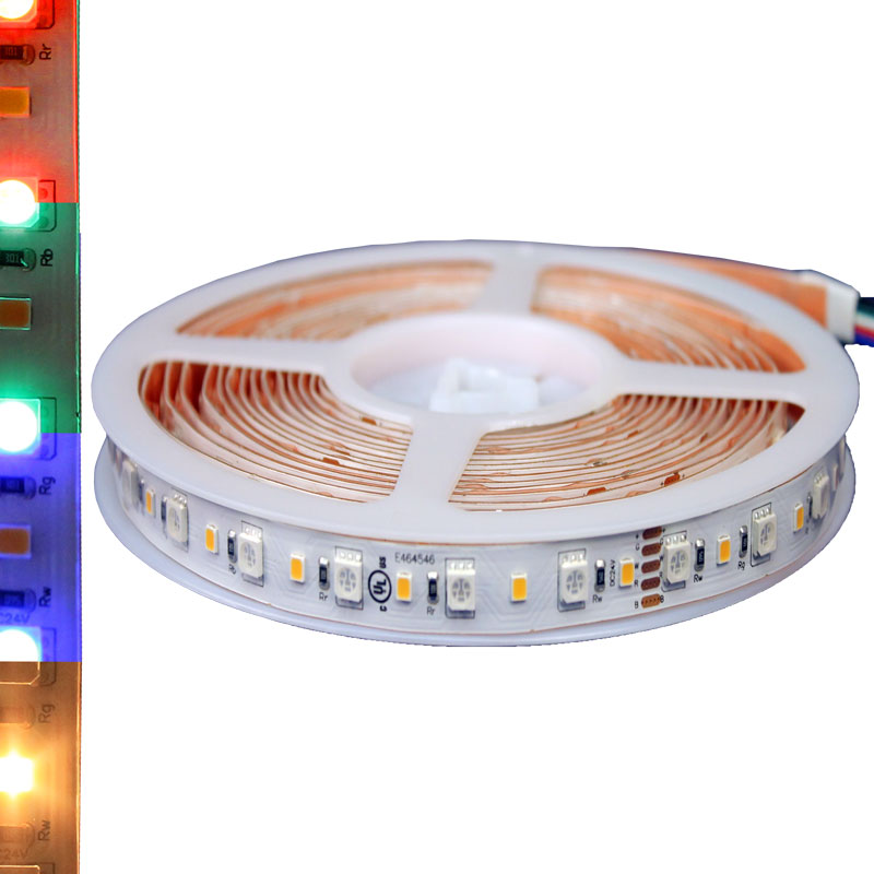 Dynamic RGB LED Tape Light