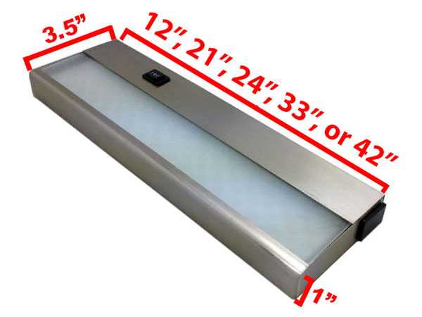 120v Led Under Cabinet Light Bar Cuc Hv