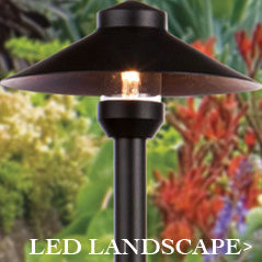 LED Landscape Square