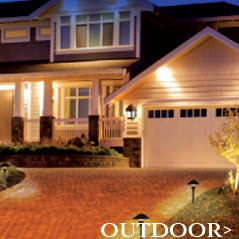 Outdoor Lighting Fixtures Banner Square