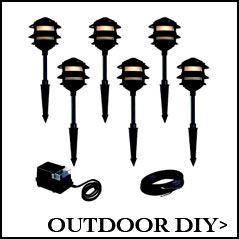 Outdoor DIY Kit Square