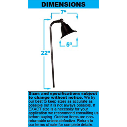 PPVLED245JC Dimensions