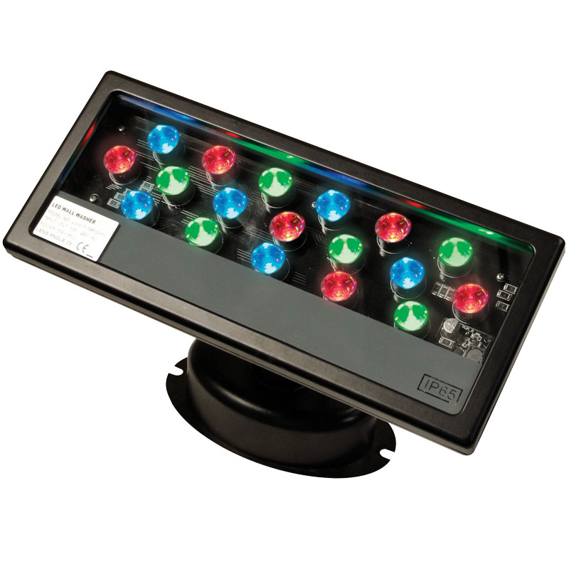 Full Spectrum Rgb Led Waterproof Wall Washer Aqlighting